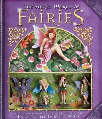 The Secret World of Fairies - Robinson, Angela