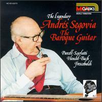The Segovia Collection, Vol. 4 - Andrés Segovia (guitar)