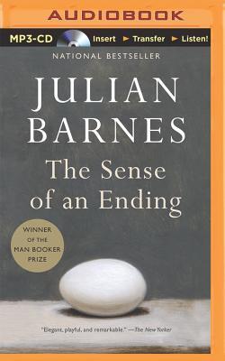 The Sense of an Ending - Barnes, Julian, and Morant, Richard (Read by)
