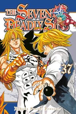 The Seven Deadly Sins 37 - Suzuki, Nakaba