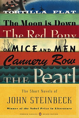 cannery row by john steinbeck short I know that i tried to read cannery row as a teen and just couldn't get into it i think i'd have better luck now, but the last short fiction i read by steinbeck didn't really blow my socks off.