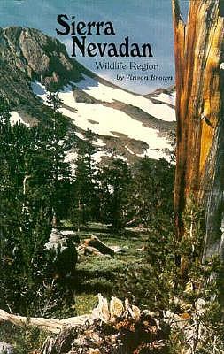 The Sierra Nevadan Wildlife Region - Brown, Vinson, and Black, and Brown