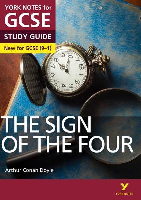 The Sign of the Four: York Notes for GCSE (9-1) - Heathcote, Jo