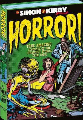 The Simon and Kirby Library: Horror - Simon, Joe