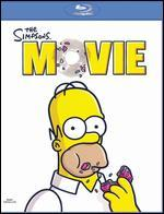 The Simpsons: The Movie [Blu-ray]