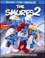 The Smurfs 2 [2 Discs] [Includes Digital Copy] [Blu-ray/DVD]