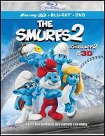 The Smurfs 2 [3D] [Blu-ray/DVD]