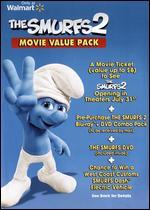 The Smurfs [Includes The Smurfs 2 Movie Ticket] [2 Discs]