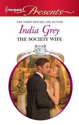 The Society Wife - Grey, India