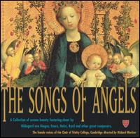 The Songs of Angels - Alison Gascoigne (soprano); Andrea Cockerton (soprano); Ann Woodward (cantor); Camilla Otaki (soprano);...