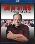 The Sopranos: The Complete First Season [5 Discs] [Blu-ray]