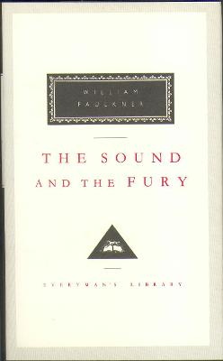The Sound and the Fury - Faulkner, William, and Godden, Richard (Introduction by)