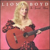 The Spanish Album - Liona Boyd (guitar)