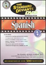 The Standard Deviants: The Salsa-riffic World of Spanish, Vol. 1 -