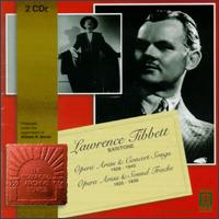 The Stanford Archive Series: Lawrence Tibbett - Earl Covert (vocals); Lauritz Melchior (tenor); Lawrence Tibbett (baritone); Lawrence Tibbett (speech/speaker/speaking part);...