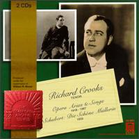 The Stanford Archive Series: Richard Crooks - Bing Crosby (vocals); Clarence Dickinson (organ); Edward Woodstock (piano); Elinor Remick Warren (piano);...