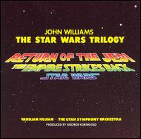 The Star Wars Trilogy [1 Disc] - Utah Symphony Orchestra