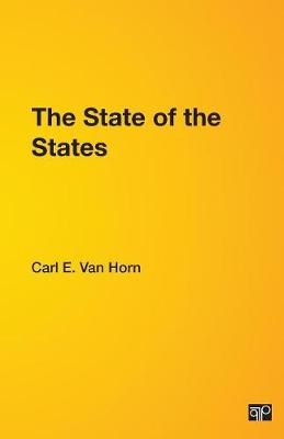 The State of the States - Van Horn, Carl E (Editor)