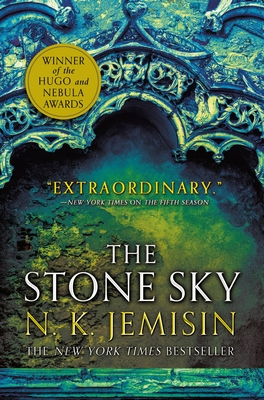 The Stone Sky - Jemisin, N K