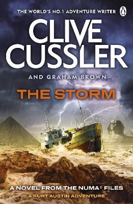 The Storm: NUMA Files #10 - Cussler, Clive, and Brown, Graham