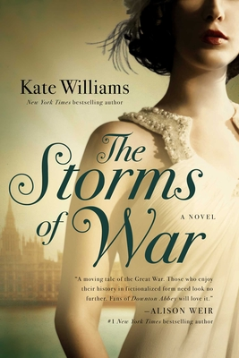 The Storms of War - Williams, Kate, Ma
