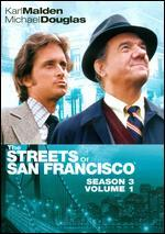 The Streets of San Francisco: Season 3, Vol. 1 [3 Discs]