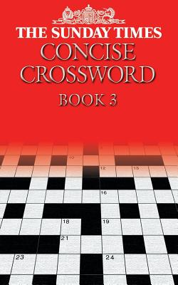 The Sunday Times Concise Crossword Book 3 - Hall, Barbara
