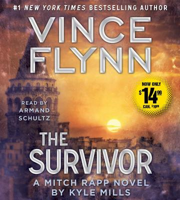 The Survivor - Flynn, Vince, and Mills, Kyle, and Schultz, Armand (Read by)
