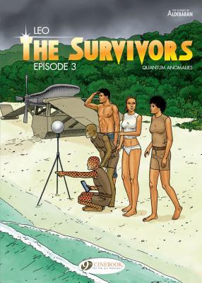 The Survivors, Episode 3 - Cinebooks (Creator)