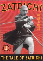 The Tale of Zatoichi - Kenji Misumi