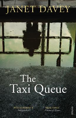 The Taxi Queue - Davey, Janet
