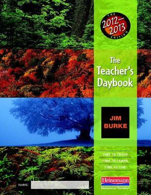 The Teacher's Daybook - Burke, Jim
