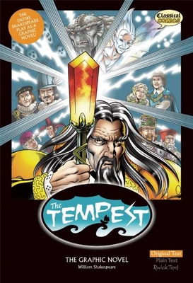 The Tempest the Graphic Novel: Original Text - McDonald, John (Adapted by), and Erskine, Gary, and Dobbyn, Nigel, Dr., and Bryant, Clive (Editor)
