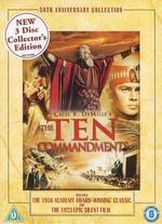 The Ten Commandments [50th Anniversary Collection] [3 Discs]