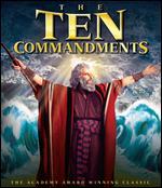 The Ten Commandments [Blu-ray] [2 Discs] - Cecil B. DeMille
