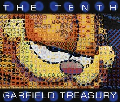 The Tenth Garfield Treasury - Davis, Jim