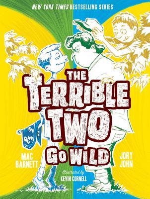 The Terrible Two Go Wild - Barnett, Mac, and John, Jory
