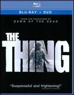The Thing [2 Discs] [Includes Digital Copy] [UltraViolet] [Blu-ray/DVD]