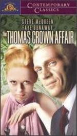 The Thomas Crown Affair [Blu-ray]