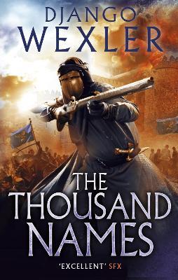 The Thousand Names - Wexler, Django