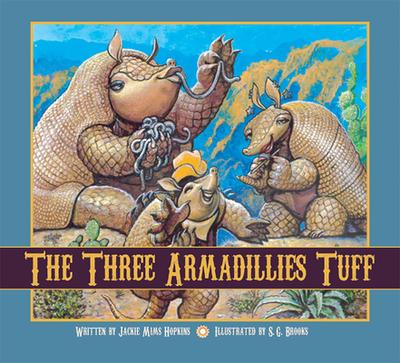 The Three Armadillies Tuff - Hopkins, Jackie Mims