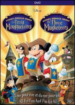 The Three Musketeers [Bilingual] [10th Anniversary Edition]