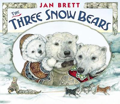The Three Snow Bears - Brett, Jan