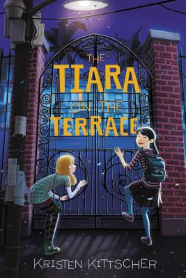 The Tiara on the Terrace - Kittscher, Kristen