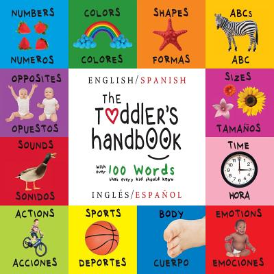 The Toddler's Handbook: English/Spanish - Martin, Dayna