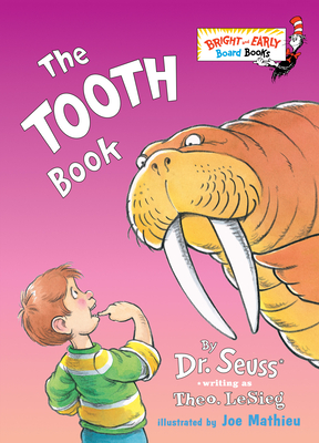The Tooth Book - Dr Seuss