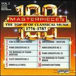 The Top 10 of Classical Music, 1776-1787