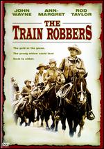 The Train Robbers - Burt Kennedy