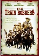 The Train Robbers - Burt Kennedy