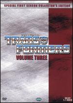 The Transformers: Season 1, Vol. 3